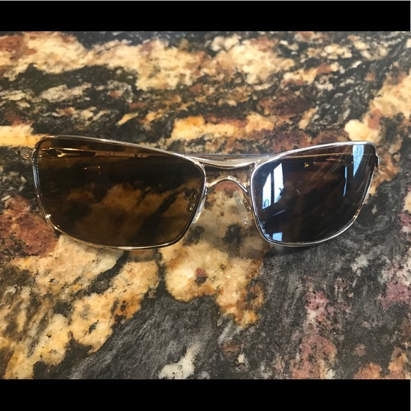 5bd163ad22 ... inexpensive oakley crosshair 2.0 gold brown polarized lens e25fe 01041